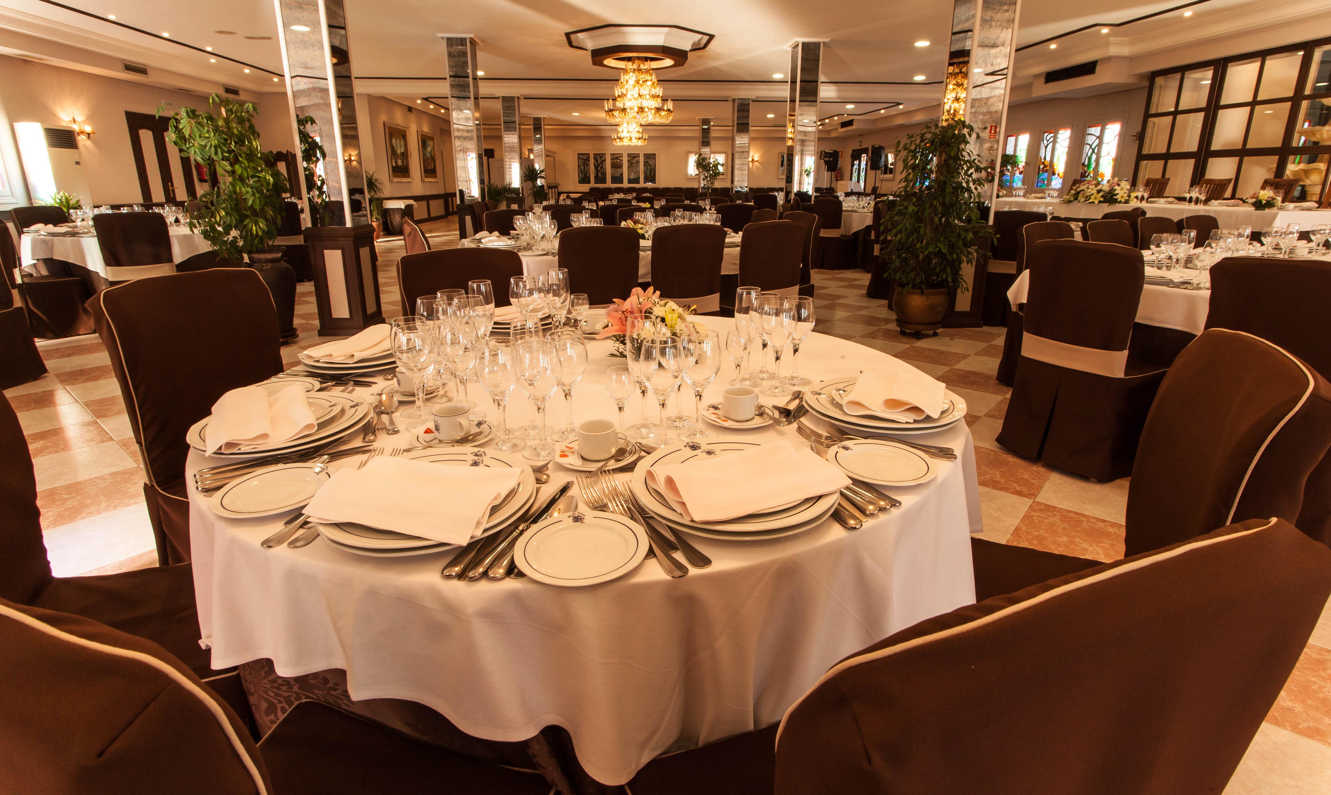 Instalaciones restaurante finca el vivero for Vivero online madrid