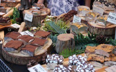 Los candy bar o mesas dulce, necesarias en nuestra celebración