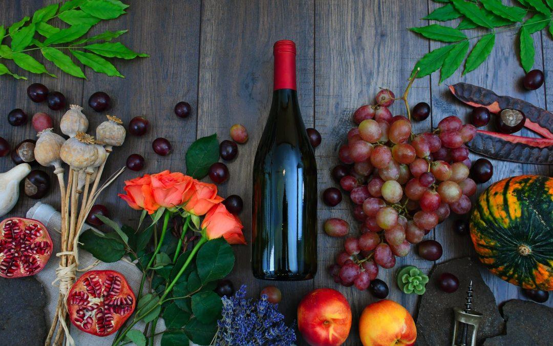 ¿Conoces los beneficios del vino tinto?