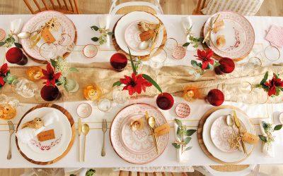 Un menú de Navidad a través de los rincones de España