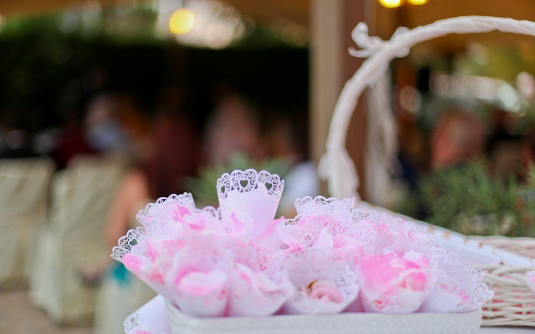 Siete tradiciones que seguimos celebrando en una boda