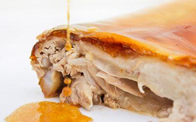 Día mundial del cochinillo asado