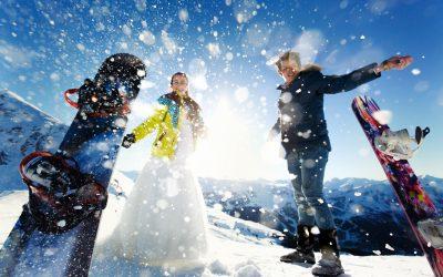 ¿Te atreves a casarte en invierno?