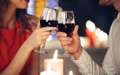 Una cena y otros planes románticos para San Valentín